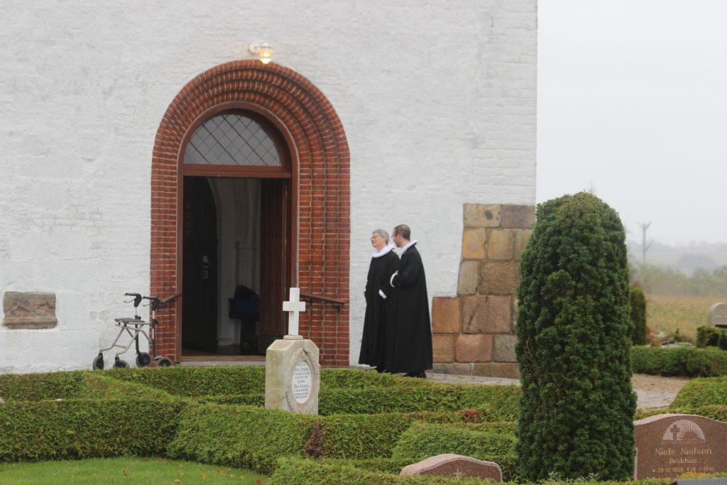 Præsterne